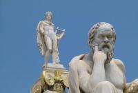التماثيل في أثينا