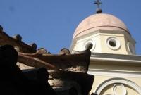 الكنيسة في أثينا