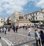 جانب من مدينة أثينا