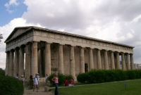 معبد هيفايستوس