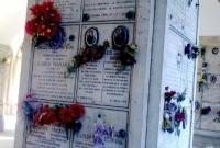 مقبرة في الجدار