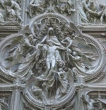 أبواب الكاتدرائية في ميلان