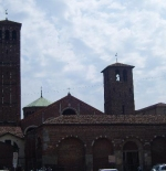 كنيسة في ميلان