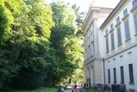 مدخل الحدائق في ميلان