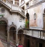 داخل قصر دانيلي في فينيسيا