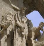تماثيل في مدينة برشلونة