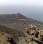 بركان في جزر الكنارى