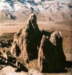 Near Mount Teide