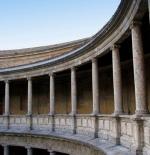 داخل قصر شارل الخامس