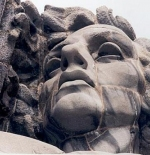 تمثال في مدريد