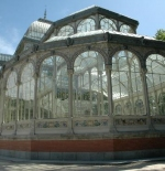 Crystal Palace in Retiro Park