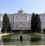 قصر مدريد الملكى