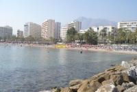 شاطئ ماربيا
