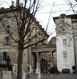 البلدة القديمة في جنيف
