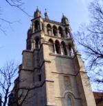 برج كاتدرائية لوزان