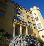 القلعة في مدينة زيورخ