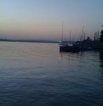 بحيرة زيورخ الساحل الذهبي