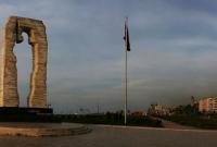 نصب تذكاري لجندي