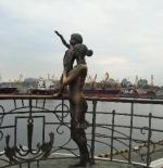 تمثال في اوديسا