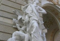 تمثال جميل بواسطة مسرح الأوبرا