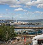 Odessas port