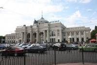 أوديسا محطة السكة الحديد