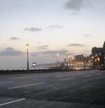 احد شوارع الاسكندرية
