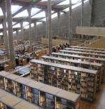 مكتبة الاسكندرية من الداخل