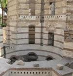 قلعة بابل القديمة أو جدران مدينة القاهرة القديمة