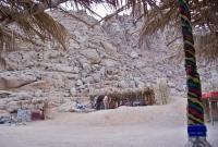 مخيم البدو في شرم الشيخ