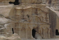 Wonderful sandstone carvings
