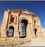Gates of Jerash