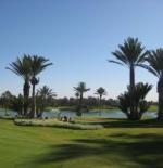 ملعب الغولف في اغادير