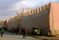 Taroudant city wall