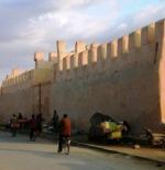 Taroudant city wall