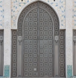 Hassan II Mosque – Door