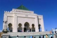 The Mausoleum of King Mohammed V