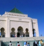 The Mausoleum of King Mohammed V
