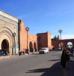 Old Gate of Marrakech