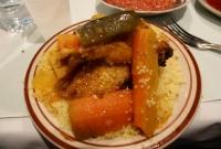 طعام سكان مدينة مراكش