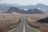 الطريق السريع في منطقة الحجاز