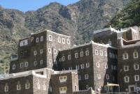 العمارة التقليدية في منطقة عسير