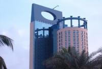 احد المباني الحديثة بمدينة جدة