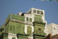 بعض البيوت القديمة بمدينة جدة