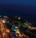 منظر لمدينة جدة من السماء