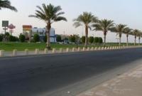 شارع بمدينة الخبر