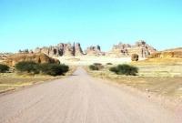 مدخل مدائن صالح
