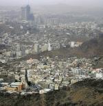 مكة المكرمة من جبل النور