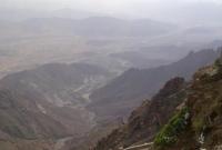 الجبال بمدينة الطائف