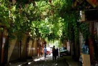 جانب من مدينة دمشق